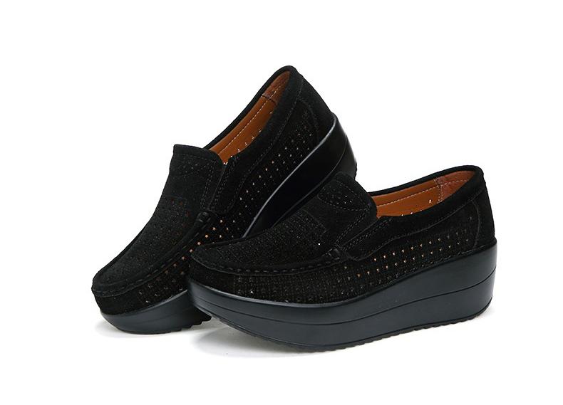 HX 3213-1 (23) 2018 Flatforms Women Shoes Summer