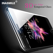 3D Arc Edge Tempered Glass for iPhone 6 6S plus Explosion-Proof 9H Screen Protector Film for iPhone 7 plus 5S SE 5C front case