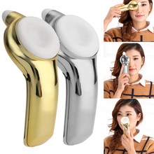 2 Color Electric Vibration Eye Massager Handheld Eye Care Stick Fatigue Relief health care Mini Massage Device(China)