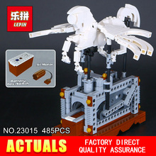 NEW Lepin 23015 Science and technology education toys 485Pcs Building Blocks set Classic Pegasus toys children Gifts(China)
