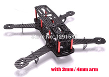 ZMR250 250 250mm with 3mm / 4mm arm Carbon Fiber Quadcopter Frame Kit For FPV drone