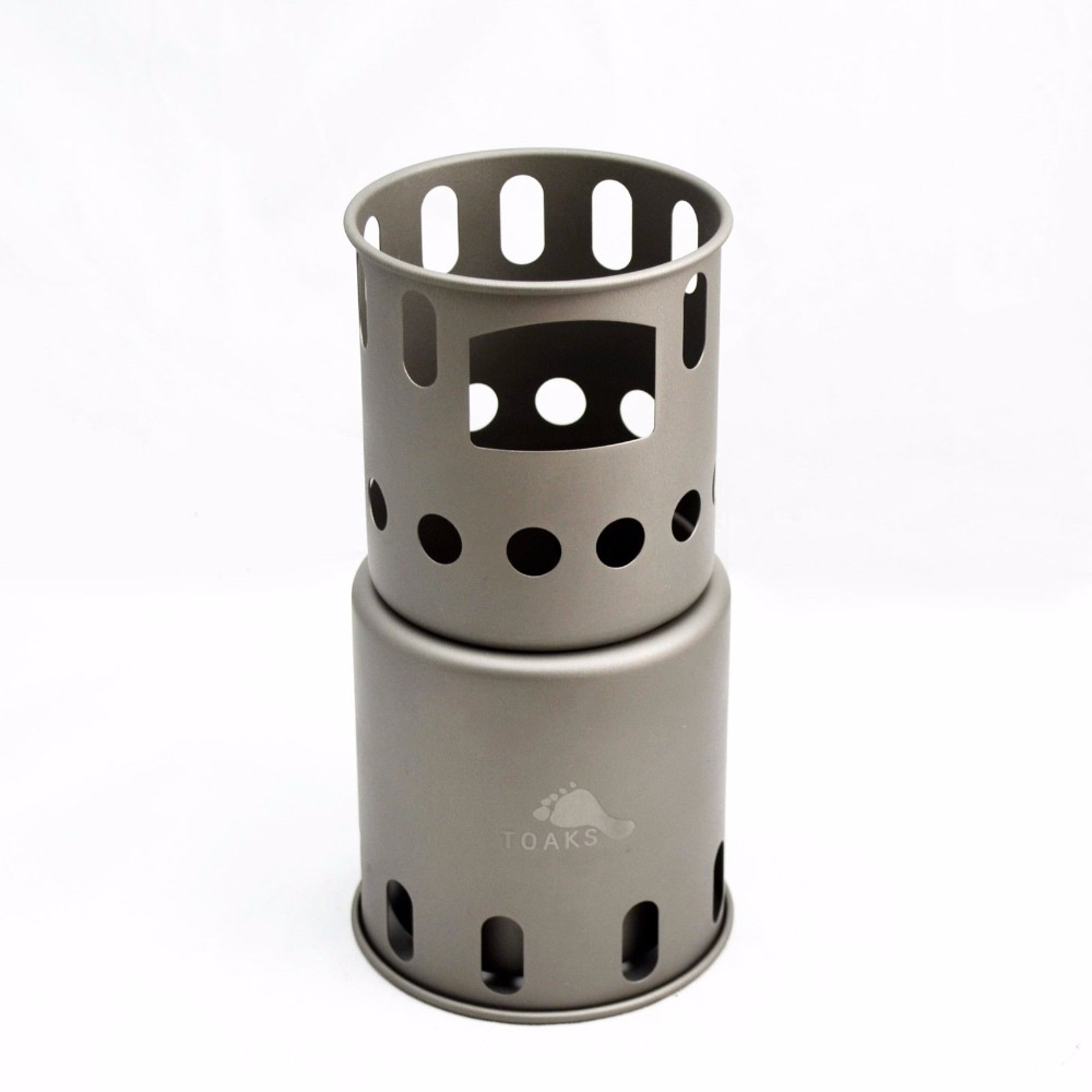 TOAKS STV-12 Titanium Backpacking Wood Burning Stove (Small)<br><br>Aliexpress