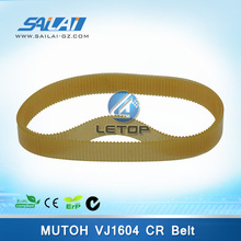 Hot! original machinery parts Mutoh printer CR belt for carriage(China)