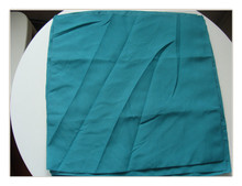 100pcs 20'' x 20'' lake green 100 linen napkins Placemats Napkins Linen  free shipping