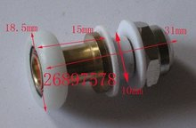 Shower door roller,glass door roller,shower bath roller,wheels,pulley(XYHL-042)