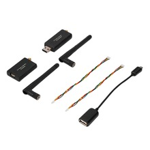 Wholesale 1pc 3DR Radio Telemetry Kit 433Mhz Module Open source for APM 2.5 2.6 2.8 Discount Drop Shipping(China)