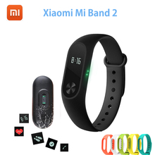 Buy Original xiaomi mi band 2 Smart Fitness Bracelet Watch Wristband Miband OLED Touchpad Sleep Monitor Heart Rate Mi Band2 for $23.99 in AliExpress store