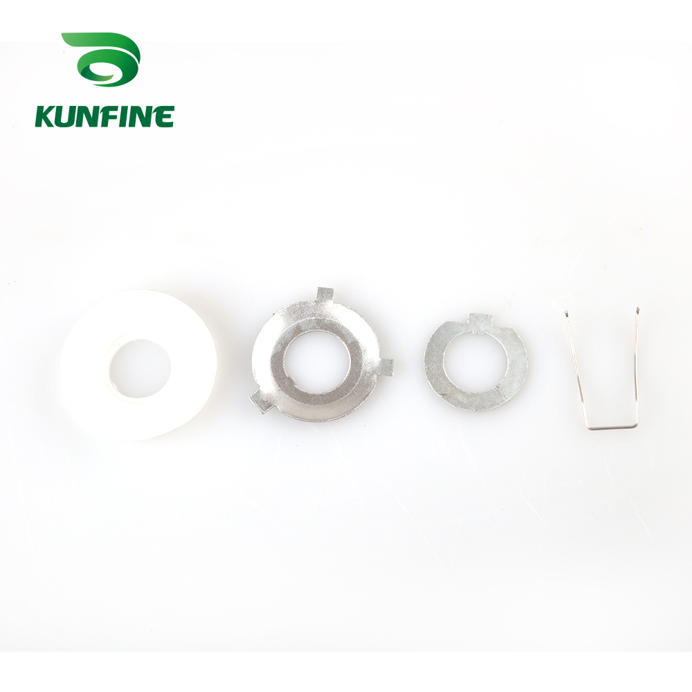KUNFINE 2PCSlot 2.5 inch Bi-Xenon HID Projector Lens With high low beam for car headlight H1 halogen or xenon bulb (8)