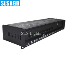 SLS-1306 12ch dmx power switch pack 12 channel universal 12 CH digital light DMX dimmer pack(China)