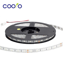 DC24V Waterproof LED Strip 5050  fiexible light 60Led/m,5m/lot ,White,Warm white,Red,Green,Blue,Yellow,RGB,Free shipping