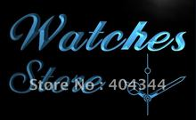 LB788- Watch Store Open Repair NEW LED Neon Light Sign