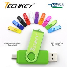Phone OTG Pendrive usb flash drive Smart Phone Pen Drive 32GB 16GB 8GB 4GB Memory stick mini external storage micro USB 2.0(China)