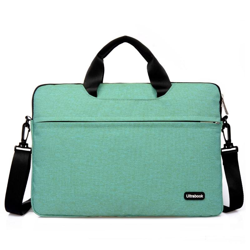 laptop bag for apple 11.6 13 14 15 inch Fashion Waterproof Nylon Ultrabook shoulder bag Hangbag Unisex Free Shipping<br><br>Aliexpress