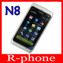 Refurbished Original Nokia N8 Mobile Phone WIFI GPS 12MP 3G GSM 16GB Storage N8 Mango Smartphone Unlocked(China)