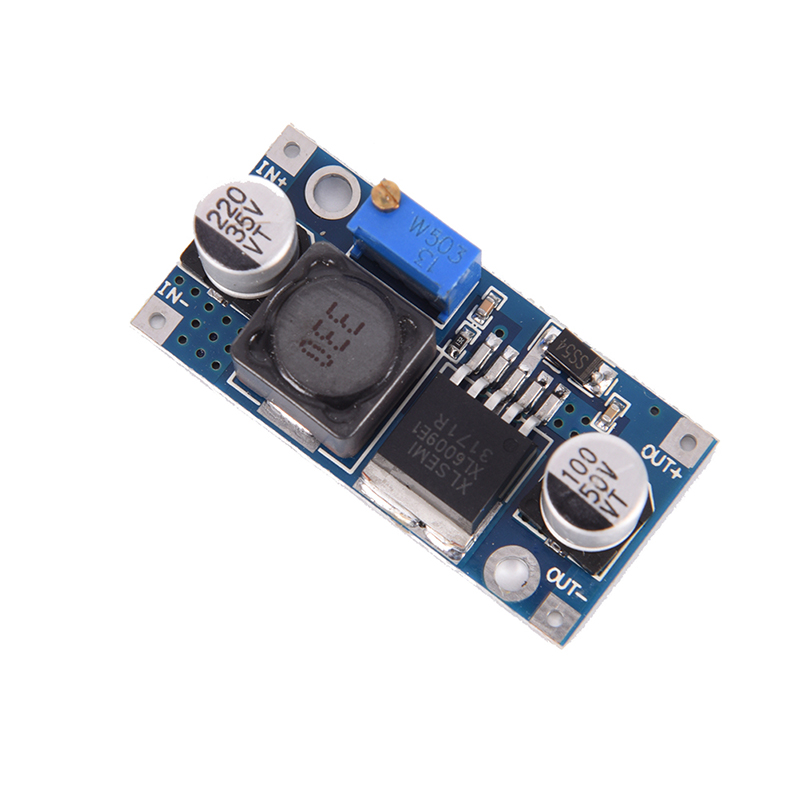 XL6009 DC Adjustable Step up boost Power Converter Module Replace Power Supply Module dc-dc boost converter