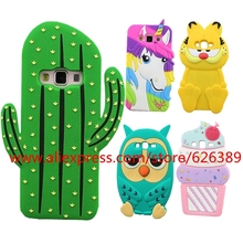 For Samsung Galaxy J5 Case New Unicorn Cactus Owl Cupcakes Stitch Lips Silicone Cartoon Cases Cover For Samsung J5 J500 SM-J500F