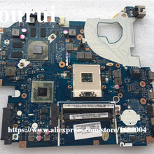 non-integrated DDR3 ACER 5750 5755 laptop motherboard MBRCF02001 MB.RCF02.001 LA-6901P mainboard full test