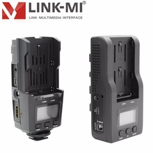 LINK-MI LM-WHD100 330ft/100m 5GHz 1080p 3D HDMI Wireless HD Video Transmitter resolutionsup to 1080p/60Hz(China)