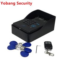 Yobang Security Password outdoor camera for Outdoor Video door phone CMOS Night Vision Camera with RFID Door Access