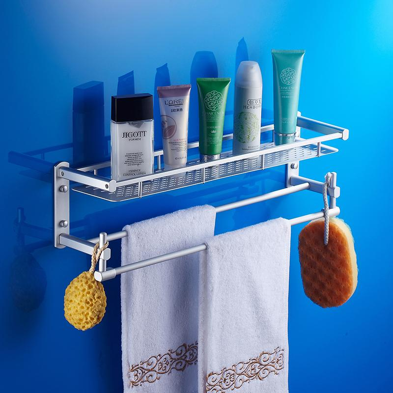 aluminum bathroom shelf<br>