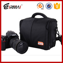 hot sall good quality EIRMAI SLR camera bag for Nikon D90 SLR camera bag Shoulder Messenger bag for Canon 550d650d(China)