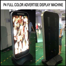 whole full color PH4 large screen Large Scale Visualization vedio, advertise display machine,HD led display screen(China)