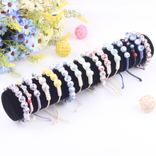 High Quality Jewelry Display Shelf Bangle Holder Bracelet Stand Watch Necklace Jewelry Display Hair Bead Stand Wholesale Price