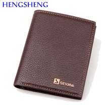 Free shipping quality cross men wallets for male card holder wallet with interior slot pocket man wallets from china supplier(China)