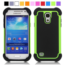 Shockproof Phone Bag Case For Samsung Galaxy S4 mini S5 mini Football Texture Protective Cover For Samsung S4 mini Case S5 mini(China)