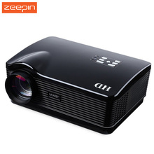 2017 Mini H3 LED LCD Projector Native Full HD 3D Smart Home Cinema Theater 720P Proyector HDMI/USB/SD/TV/ATV/AV/VGA 3000 Lume US