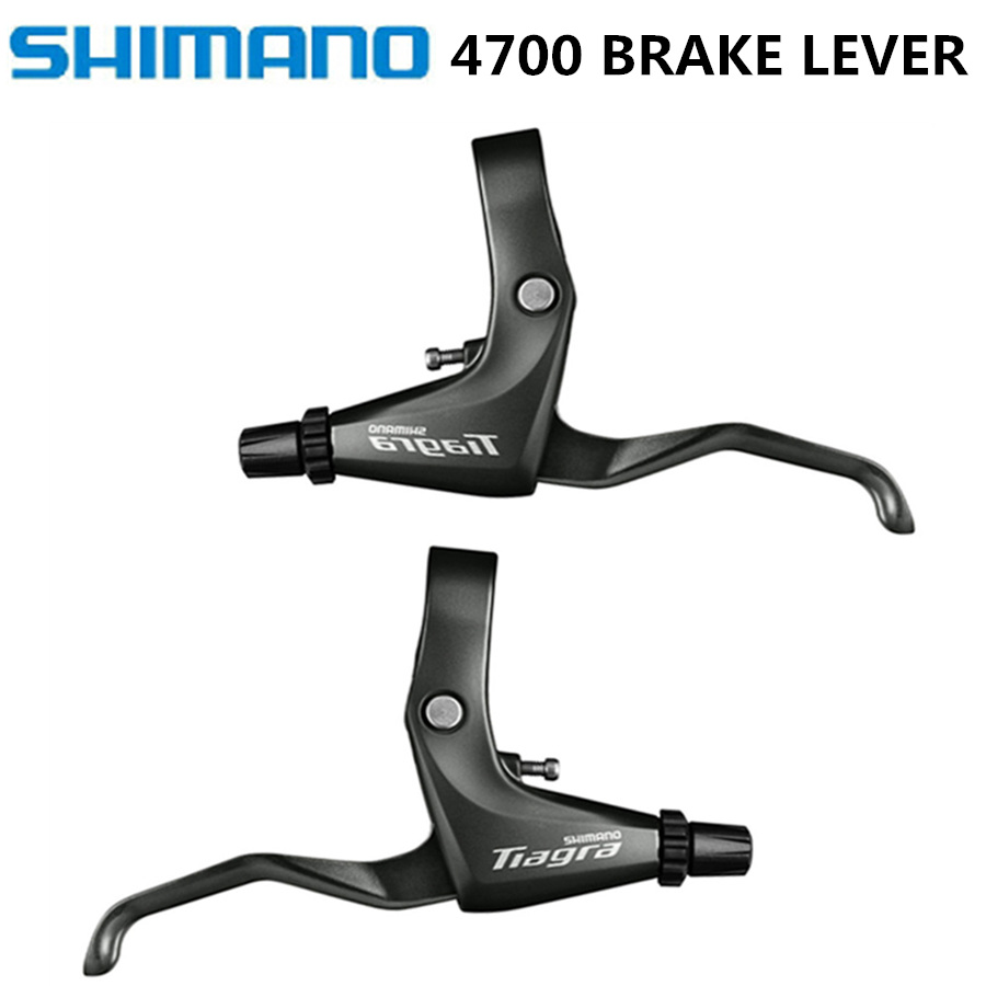 SHIMANO SORA R3000 CANTILEVER AND CALIPER BLACK BICYCLE BRAKE LEVER-ONE PAIR