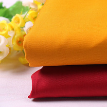 10yards polyester cotton T/C men and women wear clothes fabric dyeing process(China)