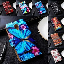 Flip PU Leather Phone Cover For Micromax AQ5001/Q380/A79/A093/A107/D303/D320/E313 Cases Magnetic TPU Inner Smartphone Hood Shell