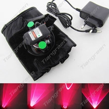 650nm 150mW*2 Red Laser Gloves Vortex Effect Stage Lighting Show Chargeable Left or Right Hand