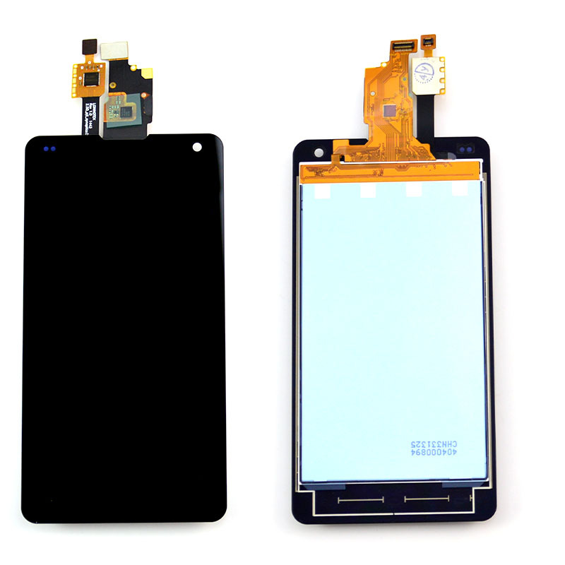 100% test Black For LG Optimus G E975 F180 LCD Display Touch screen digitizer,  free shiping!!!<br><br>Aliexpress