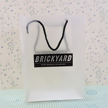 custom shopping handle frosted pp gift bag/plastic packaging pvc bag for garment/printed LOGO promotion bag 100pcs/lot(China)