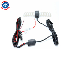 Car DVD NAVI Auto Analog TV Radio FM AM Antenna for GPS DVBT TMC Navigation 2Din DC3.5+Fm connecter Free shipping WF(China)