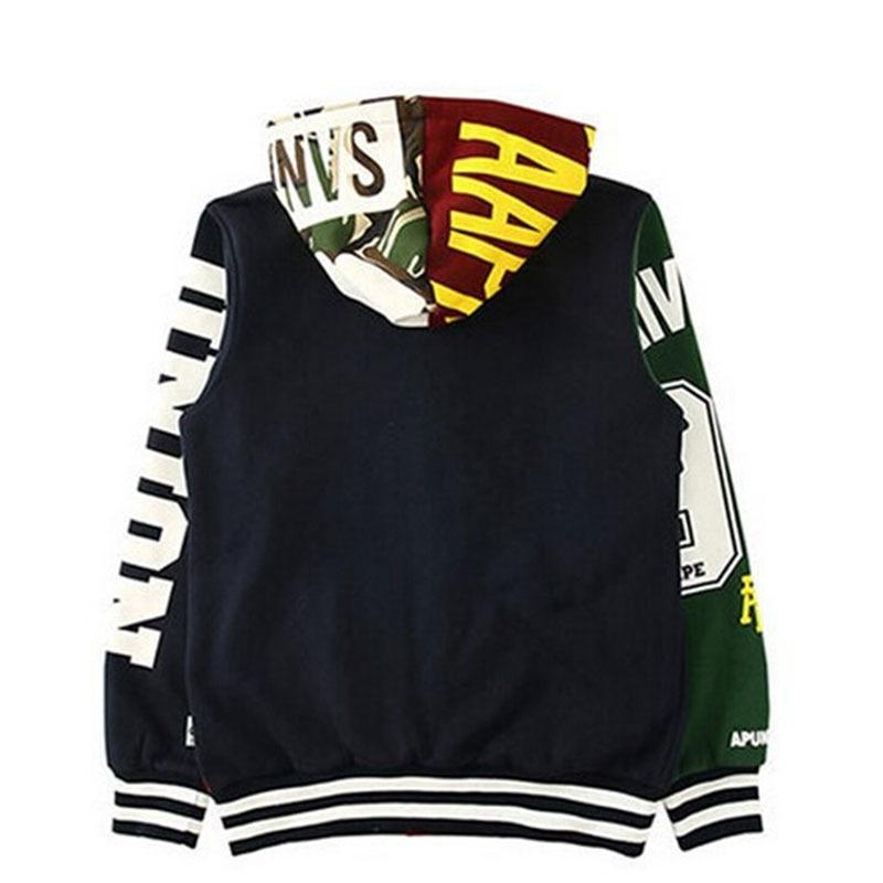 Kpop BTS JIMIN baseball uniform coat hoody with hat