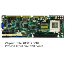 815 Chipset,full size CPU card, support Pentium III/Celeron CPU, support Windows 98, 2000, XP OS, industrial computer(China)