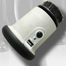 Electric Shoe Brush Polisher Quick Cleaner Rechargeable Cleaning Tools HAIR Shoeshiner GIFTS
