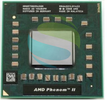 New Original AMD Phenom cpu processor N970 HMN970DCG42GM 638pin PGA Computer Socket S1 2.2G