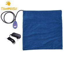 50*50cm Square Pet Dog Heating Pad Waterproof Electric Heating Pad Warmer Mat Bed Blanket for Pet Dog Cat