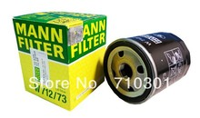 Hot sales, free shipping fee MANN oil filter W712/73 germany