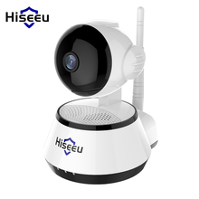 Mini IP Camera Wi-Fi Wireless Smart Security Wifi Camera Rotatable Baby Monitor Surveillance Network CCTV Security Camera(China)