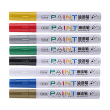 Permanent marker Highly covered paint pen Graffiti mark pen signature pen Applicable to cars, models, glass and other materials(China)