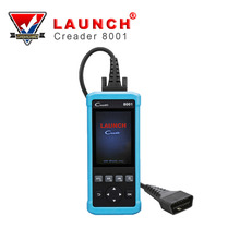 OBD2 Scanner Launch CReader 8001 Car Code Reader Full OBDII/EOBD Auto Diagnostic Scanner Tool with ABS/SRS/EPB/Oil Service(China)