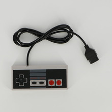 10PCS/lot 8 Bit Gaming Controller Joystick For Nintend for NES NTSC System Console Classic Style 6ft 3rd party