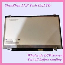"14.0"" WXGA HD Slim LED LCD Screen Display M140NWR1 B140XW03 V.0 V.1 N140BGE-L42/LA2/LA3/L32/L31/LB2(China)"