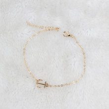 Simple Design Beach Anklet Fashion Foot Sandal Chain Anklets Anchor Pandent Chain Foot Bracelet Ankle Foot Jewelry