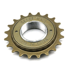Single Speed Freewheel 16T/18T/20T/22T/24T Mountain Bike Bicycle Sprocket Gear Flywheel Bicycle Freewheel Bicycle Parts